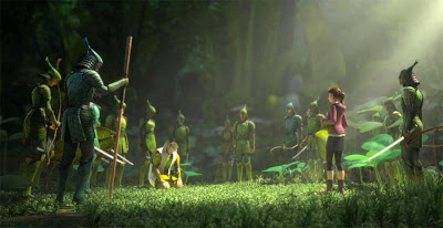 Epic 2013 animated feature