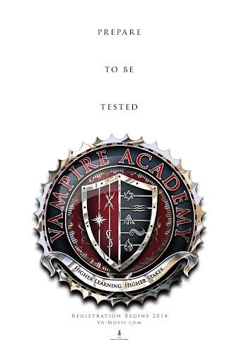 ตัวอย่างหนังใหม่ : Vampire Academy ซับไทย (มัธยม มหาเวทย์) poster
