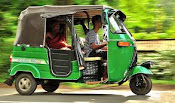 TOK TOK ! (cheap) in English Thailands Mini Buss