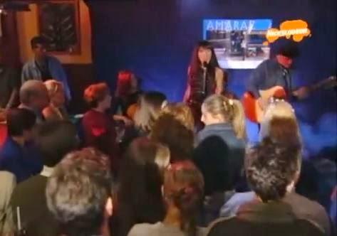 Amaral en la serie de Antena 3 Compañeros