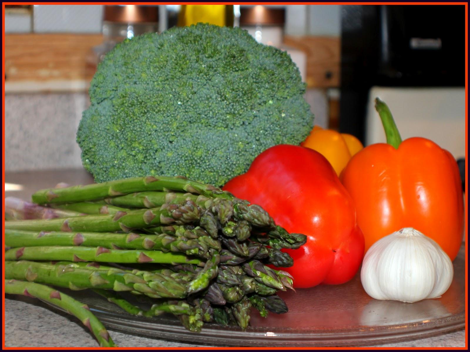 AmiestiloPeru: Verduras al vapor !!!