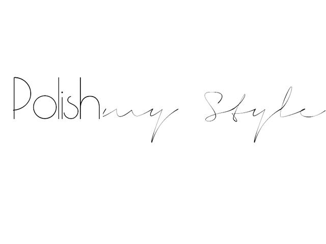 Polish my Style