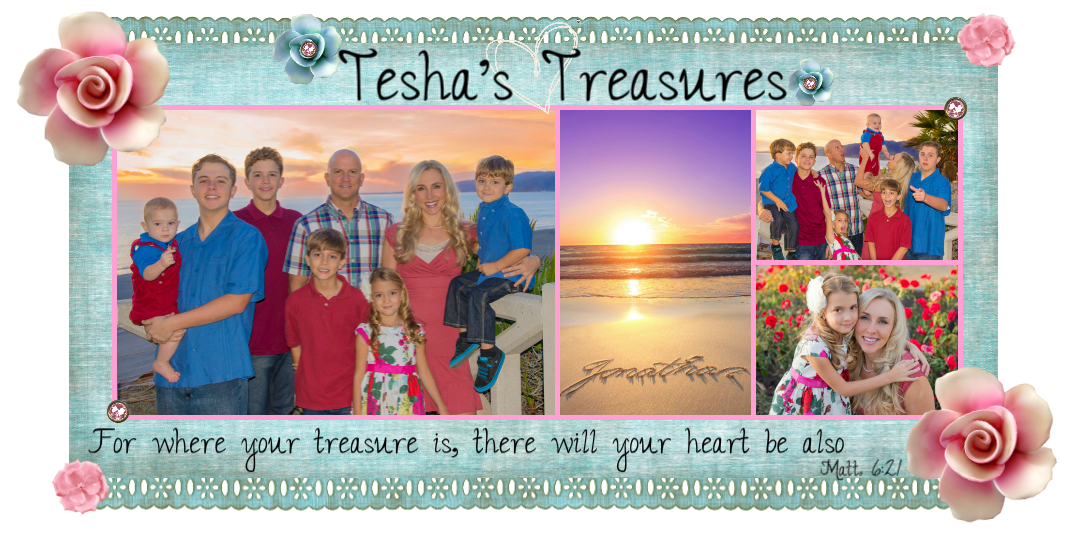 Tesha's Treasures