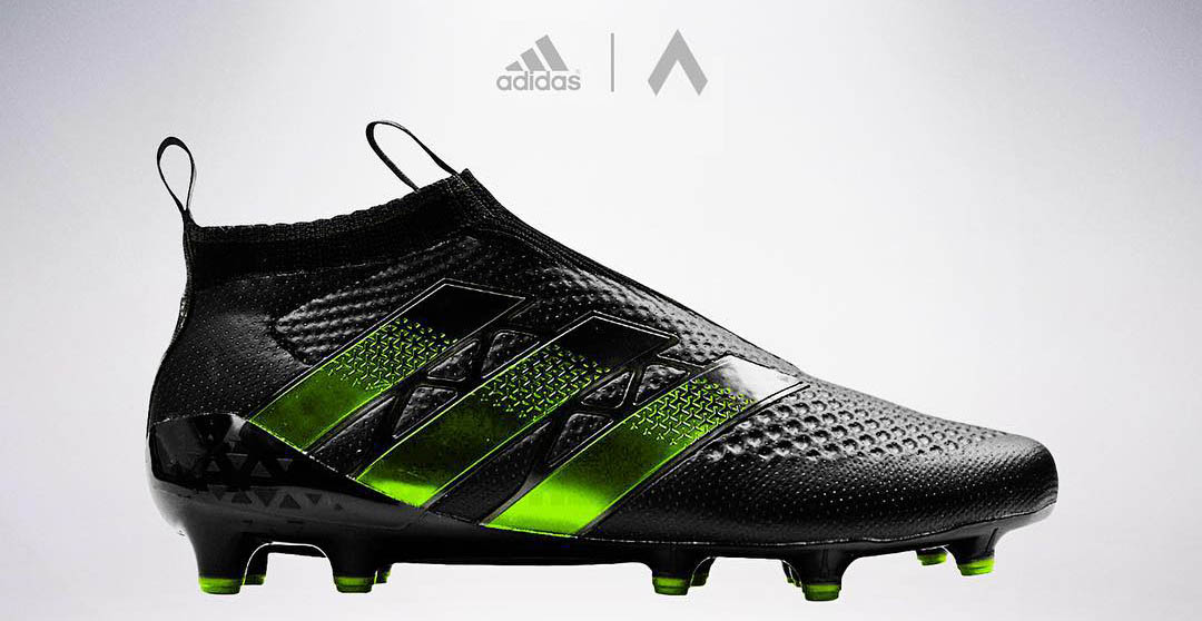 Adidas Ace 16 Black And Gold
