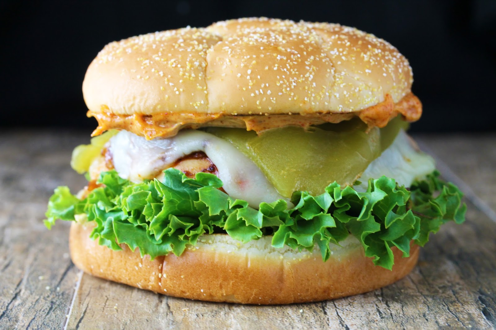 Sante Fe Grilled Chicken Sandwich Carl S Jr Copycat