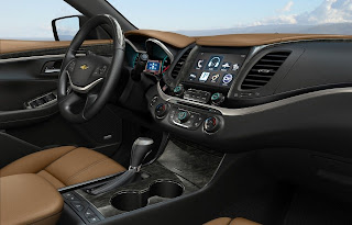 2014 Chevrolet Impala Sedan Pictures and Review Interior
