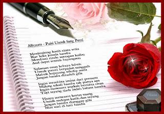 Puisi Cinta - Titip hati dan cintaku