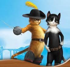 """Προβολή Ταινίας """"Γάτος Σπιρουνάτος"""""""