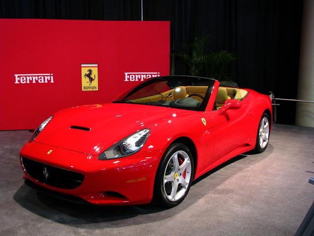 フェラーリカリフォルニアの新型モデルが来春に登場?