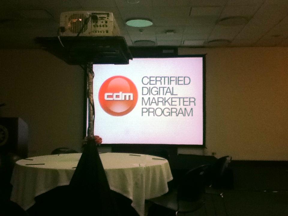 Be A Certified Digital Marketer