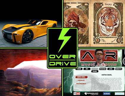 Overdrive Artwork Portfolio