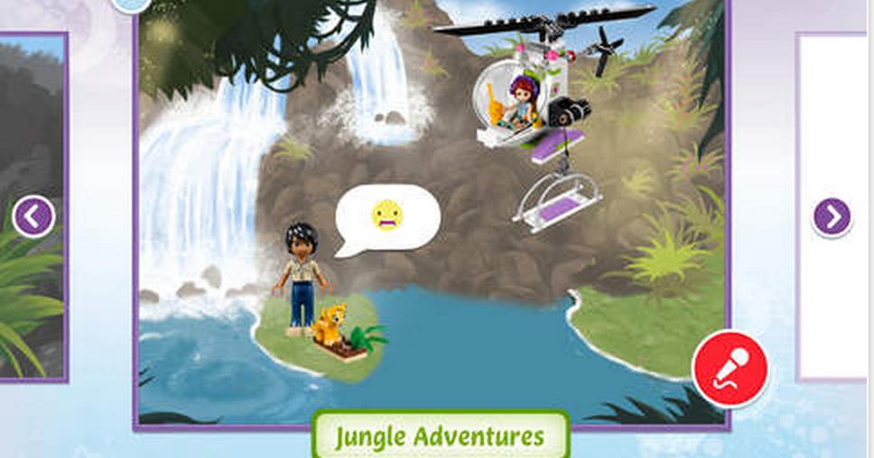Lego Story Maker- A Great Digital Storytelling App for kids