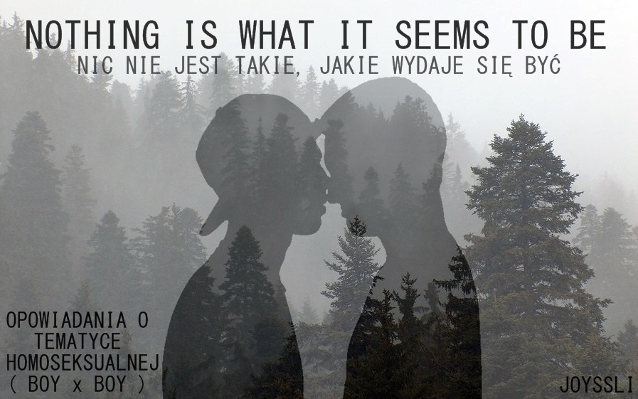 Nothing is what it seems to be II Opowiadania o tematyce homoseksualnej