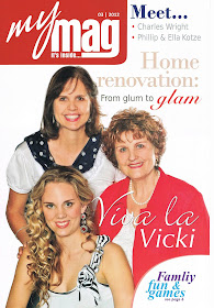 VICKI FOURIE - FAMILY COVER: