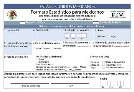 emigrantes en mÉxico: llegada a mÉxico vÍa aerea (aeropuerto)