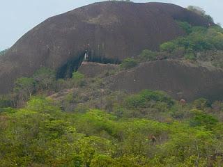 Imponente Montaña ubicada en Venezuela