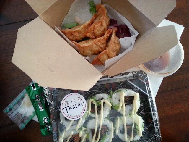 Taberu Oxford, FoodieOnTour