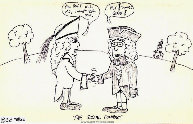Talk The Walk The Social Contract