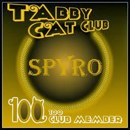 Spyro's 100 Badge