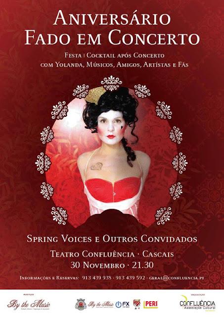 Yolanda Soares - Concerto em Cascais