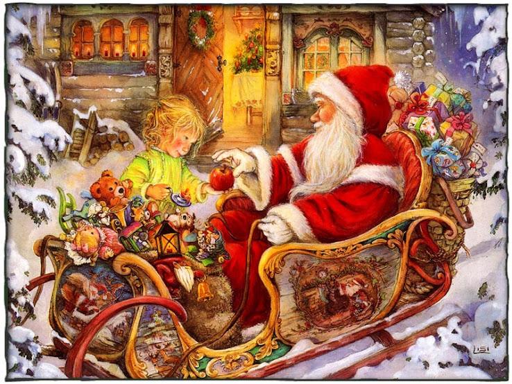 Julen är nära!