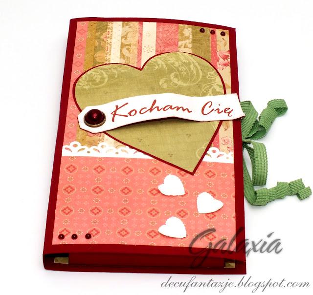 Walentynkowy czekoladownik