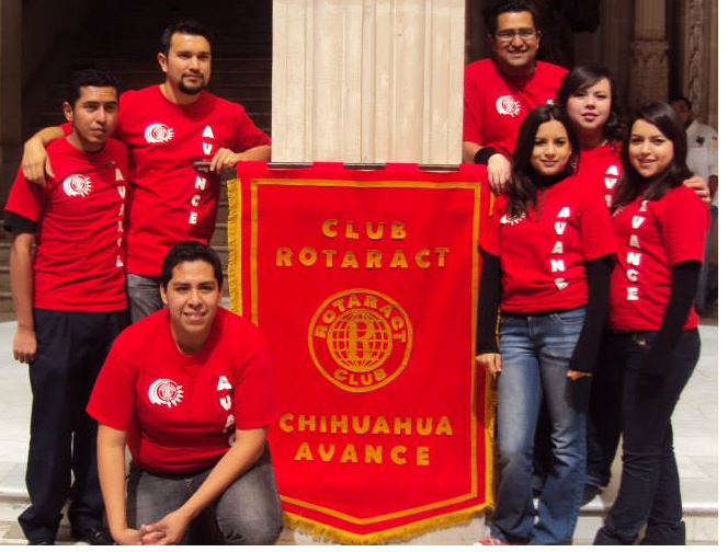 CLUB ROTARACT CHIHUAHUA AVANCE