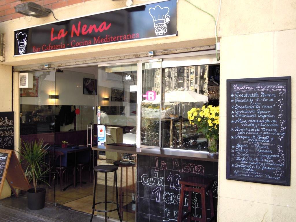 Restaurante en barcelona bueno y barato cafe restaurant - Restaurante ken barcelona ...