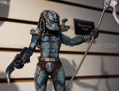 NECA 2013 Toy Fair Display Pictures - Predator Series 10