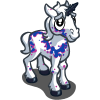 FarmVille Milky Way Unicorn Foal