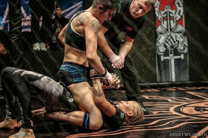 wrestling with a girl gunwel associates inc