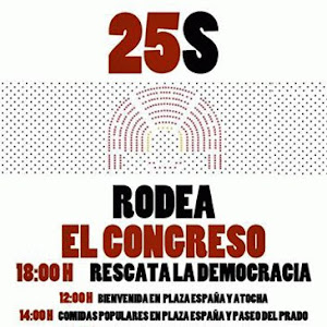 25S en Madrid