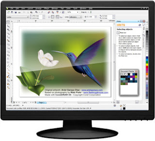 coreldraw,software