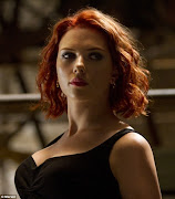 Black Widow Avengers Scarlett Johansson Black Widow Avengers