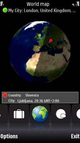 Psiloc world Traveler Screenshot