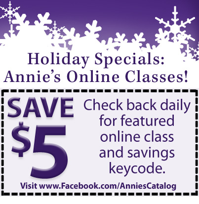 Crocheting Classes Online : GoCrochet: Crocheting with Beads Online Class Coupon!