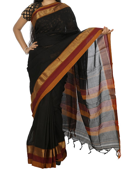http://www.snapdeal.com//product/devi-handlooms-black-cotton-saree/665711289668