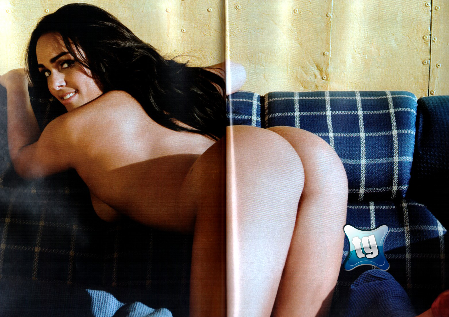 Playboy Capa Andressa Soares A Mulher Melancia Edi O Julho