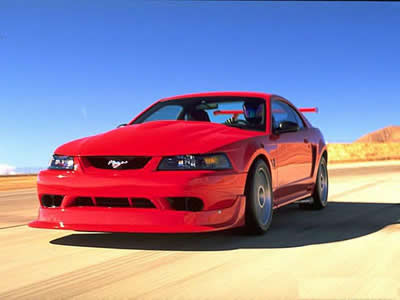 ford mustang cobra