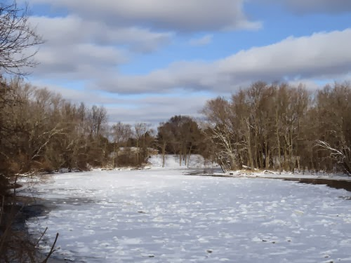 Hersey River