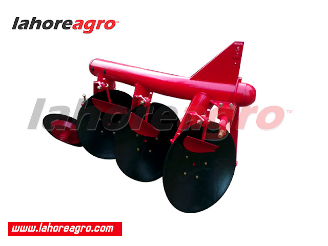 Disc Plough, Farm Implement