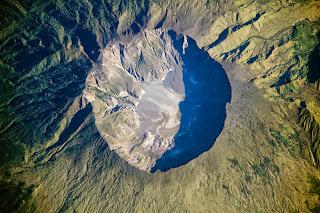 Gunung Tambora Pernah Menimbulkan Kiamat kecil di Bumi ini....!!!