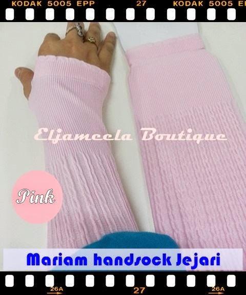 HANDSOCKS JEJARI MARIAM From RM5