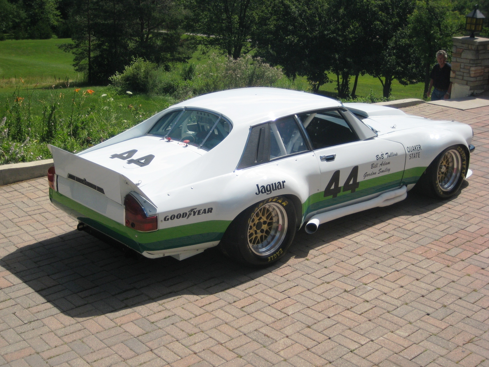 Classic Wheels and Vintage Wings: Famous 1981 Bob Tullius/Group 44 ...