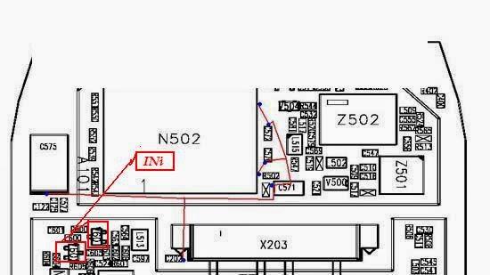 TRansistor PA nokia 3310