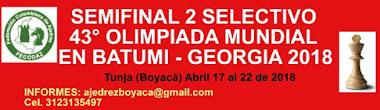 Semif2 Selectivo 43° Olimpiada Mundial en Batumi -Georgia- (Dar clic a la imagen)