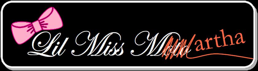 Lil Miss Martha