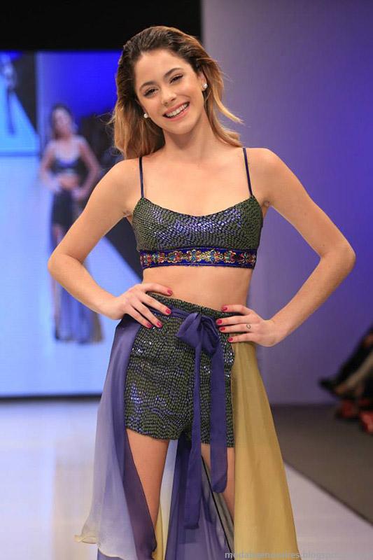 Argentina Fashion Week primavera verano 2015. Benito Fernandez primavera verano 2015 moda.