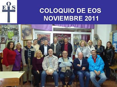 ULTIMO COLOQUIO 2011