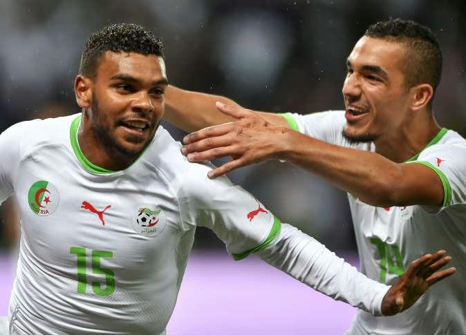 مشاهدة ملخص واهداف مباراة منتخب الجزائر ورومانيا اليوم 4/6/2014